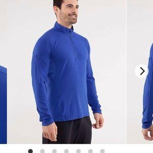 Men's Surge Half Zip Lulu Pullover
